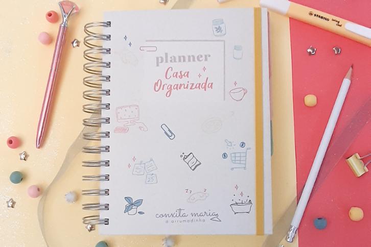 Planner Casa Organizada
